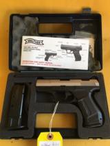 Walther P99 Sil9mm NIB