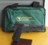Brand new Nighthawk Agent 2 Pistol 45 ACP