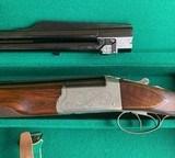 Chapuis O/U 12 Ga 2 barrel set , Shot and Slug - 2 of 7