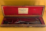 """Purdey 450 BPE 3 ¼""""Made for the Earl of Fife In 1877 , owned by the Duke of Connaught"""