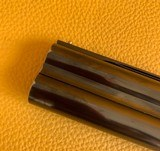 """BerettaGiubileo 20Ga 3"""" 28"""" barrels in factory case - 7 of 7"""