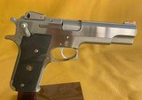 Smith & Wesson Model 645, 45 auto with 2 x 8-shot magazines