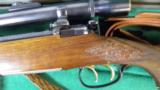 STEYR MODEL 52 IN .270, CUSTOMIZED BY H. & H. ZEHNER IN FRANKFORT - 8 of 12