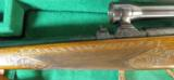 STEYR MODEL 52 IN .270, CUSTOMIZED BY H. & H. ZEHNER IN FRANKFORT - 9 of 12