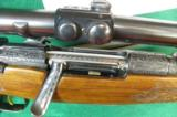 STEYR MODEL 52 IN .270, CUSTOMIZED BY H. & H. ZEHNER IN FRANKFORT - 5 of 12