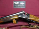 WILLIAM POWELL 20 GA. SIDE BY SIDE BOXLOCK - 7 of 9