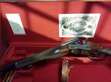 WILLIAM DOUGLASS & SONS .470 NITRO EXPRESS BOXLOCK EJECTOR DOUBLE RIFLE