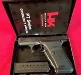 HK P7 9mm