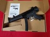 hk clone coharie arms ca89 mp5 9 mm pistol