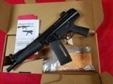 HK clone Coharie Arms CA53 HK 53 .556pistol