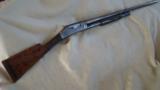 Winchester 1897 12 ga. Damascus barrel