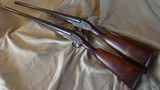 J. Purdey pair 12 ga. game guns - 2 of 14
