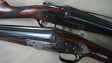 J. Purdey pair 12 ga. game guns - 11 of 14