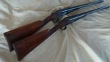 J. Purdey pair 12 ga. game guns - 14 of 14