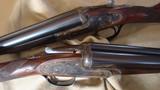J. Purdey pair 12 ga. game guns - 13 of 14