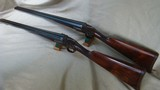 J. Purdey pair 12 ga. game guns - 7 of 14