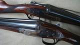 J. Purdey pair 12 ga. game guns - 6 of 14