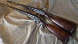 "J. Purdey pair 12 ga. game guns ""Dean Witter"" - 10 of 14"