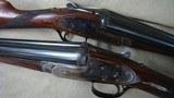 "J. Purdey pair 12 ga. game guns ""Dean Witter"" - 2 of 14"