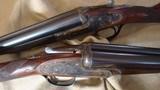 "J. Purdey pair 12 ga. game guns ""Dean Witter"" - 12 of 14"