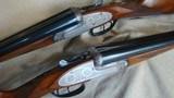 Gunmark Viscount pair by Arrieta 12 ga.