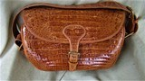 Magnificent Crocodile Cartridge Bag