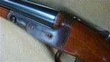 Parker Bros. VHE 20 gauge