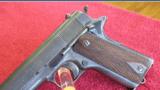 colt 1911 45 WW1 1918 U.S. Army marked 45 acp - 7 of 13
