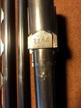 Krieghoff K32 4 barrel set with case - 5 of 7