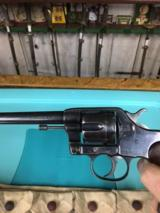 1889 Colt Navy Revolver