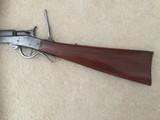 Maynard 40-60 #10 thick head rifle - 4 of 6