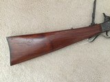 Maynard 40-60 #10 thick head rifle - 3 of 6