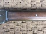 """Winchester Model 1887 - 10 ga - 32"""" bl. - 6 of 15"""