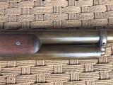 """Winchester Model 1887 - 10 ga - 32"""" bl. - 7 of 15"""