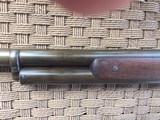 """Winchester Model 1887 - 10 ga - 32"""" bl. - 4 of 15"""