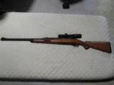 Ruger 77 Magnum 416 Rigby, Leupold VXR scope, Dies and Ammo - 2 of 12