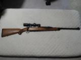 Ruger 77 Magnum 416 Rigby, Leupold VXR scope, Dies and Ammo - 1 of 12