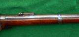 M1859 ....SHARPS Rifle.......ELECTRIC BLUE FINISH...ELECTRIC BLUE CASE COLOR.......MINTY - 5 of 12
