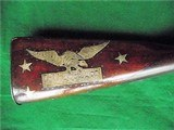PRESENTATION Type M1816 Springfield Musket..SILVER Inlays...(Layaway?) - 1 of 14