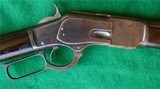 WINCHESTER 1873 Rifle 38-40 Some Bluing on Receiver...RARE Half Magazine...TRADES?....LAYAWAY? - 3 of 15