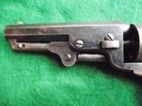 COLT CASED 1849...W/ Cartridges, Mold & Caps..FINE...(Layaway?) - 11 of 15