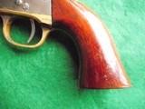 COLT CASED 1849...W/ Cartridges, Mold & Caps..FINE...(Layaway?) - 8 of 15