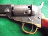COLT CASED 1849...W/ Cartridges, Mold & Caps..FINE...(Layaway?) - 9 of 15