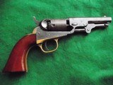 COLT CASED 1849...W/ Cartridges, Mold & Caps..FINE...(Layaway?) - 3 of 15