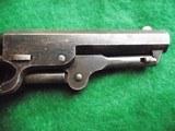 COLT CASED 1849...W/ Cartridges, Mold & Caps..FINE...(Layaway?) - 6 of 15
