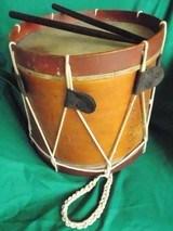Civil War Drum...ID'd to ..Harrison Wade 7th Mass....(Layaway?) - 9 of 13