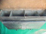 """""""Authentic"""" CIVIL WAR Cartridge Box with SNY Boxplate!...Fine .....LAYAWAY? - 6 of 12"""