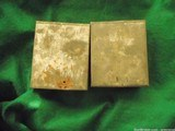 """""""Authentic"""" CIVIL WAR Cartridge Box with SNY Boxplate!...Fine .....LAYAWAY? - 12 of 12"""