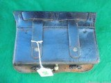 """""""Authentic"""" CIVIL WAR Cartridge Box with SNY Boxplate!...Fine .....LAYAWAY? - 8 of 12"""