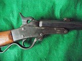 U.S. Civil War Massachusetts Arms Co. Maynard Second Model Percussion Carbine - 4 of 13